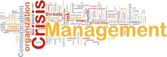Crisis management Response, crisis management, threat management, consequence management, crisis planning